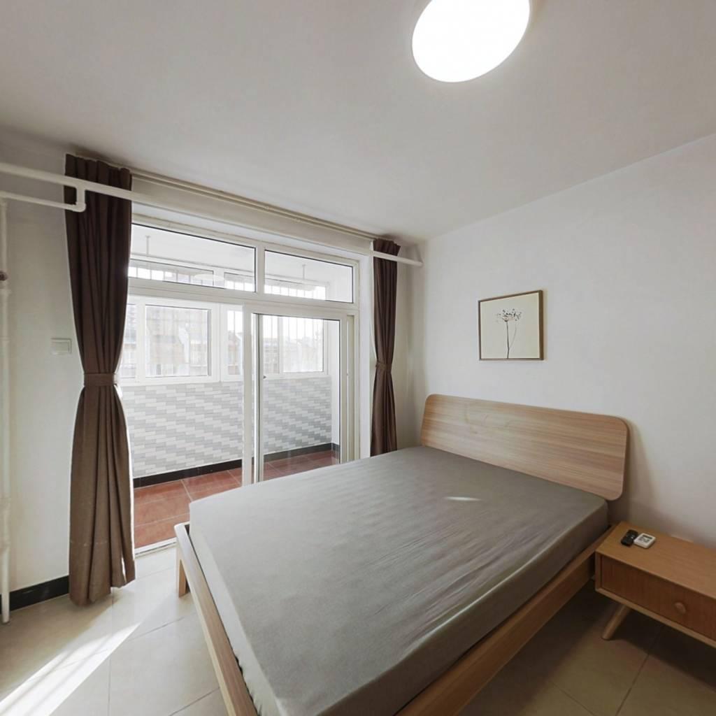 整租·角门甲4号院 2室1厅 南北卧室图