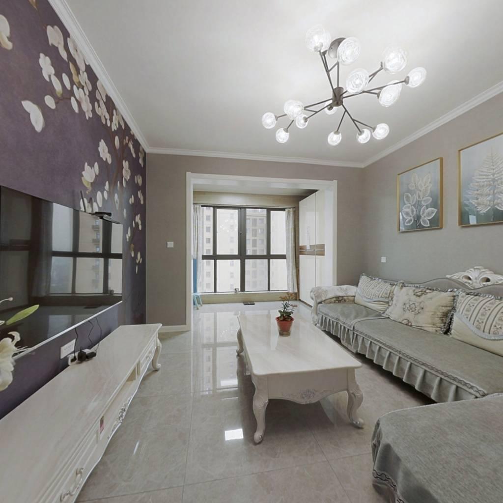 灞河边,滨河铁一中旁,环境优美,普华精装修两室