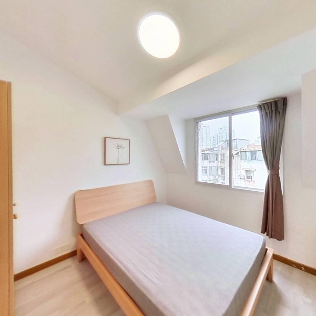 整租·三林苑(一期) 1室1厅 南卧室图