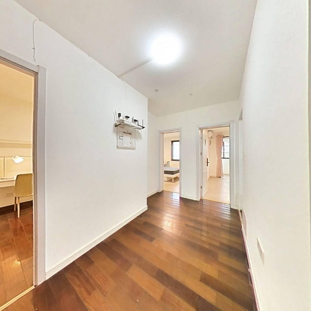 合租·百水家园 4室1厅 北卧室图