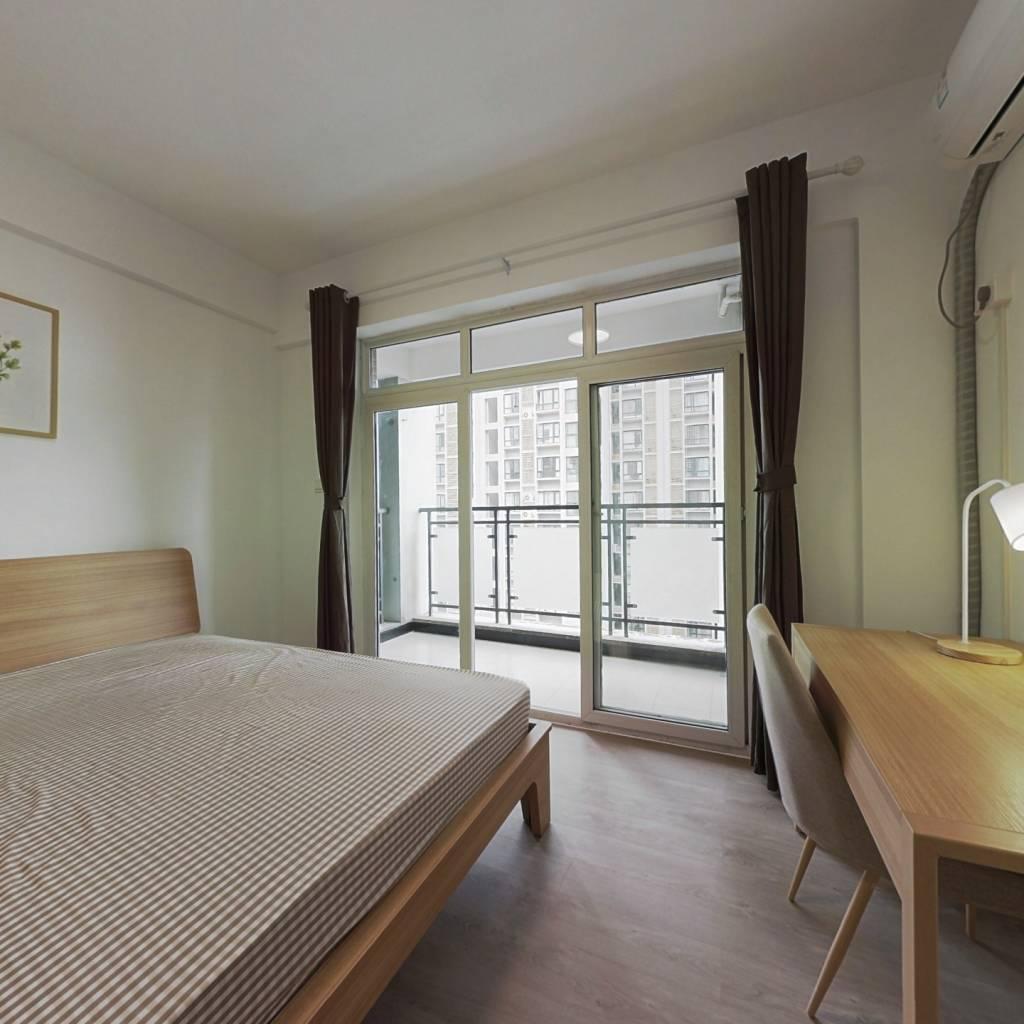 合租·东方锦都 3室1厅 西卧室图