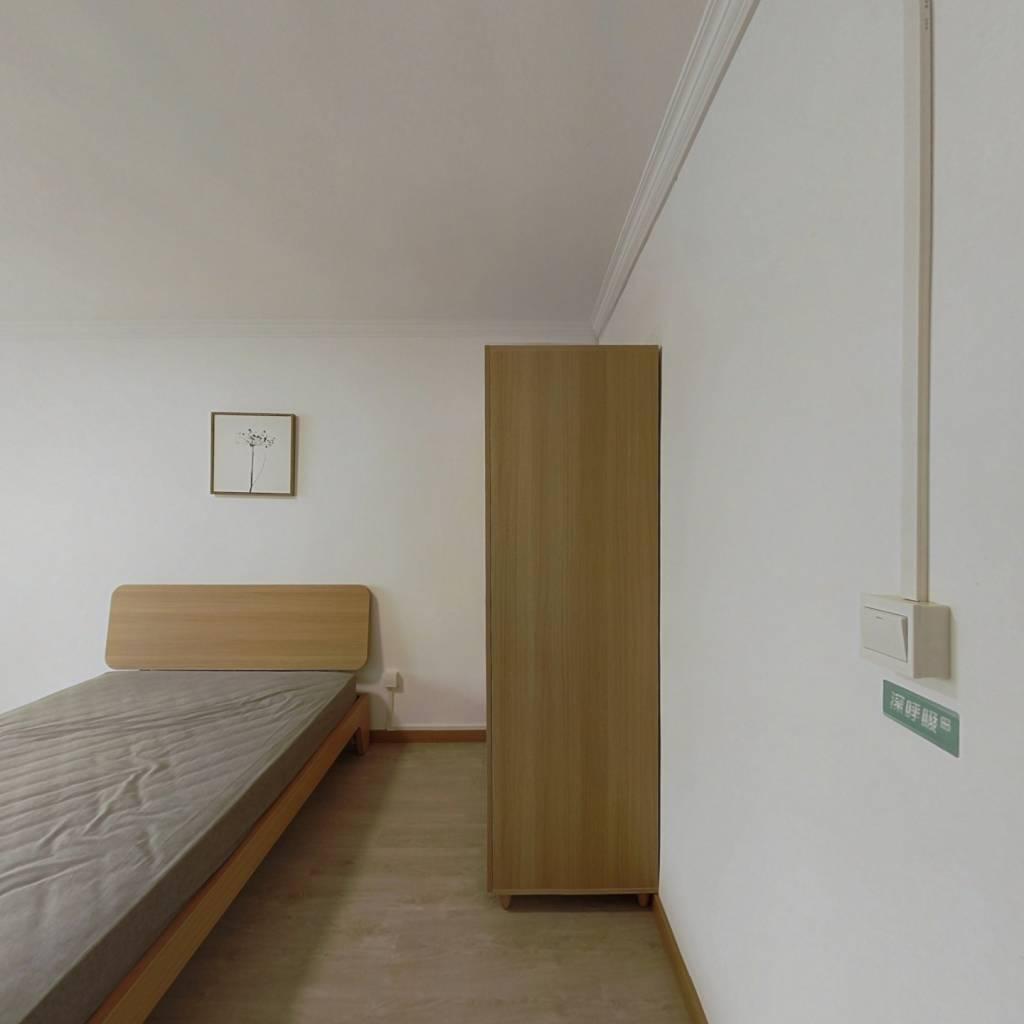 整租·五岭小区 1室1厅 南卧室图
