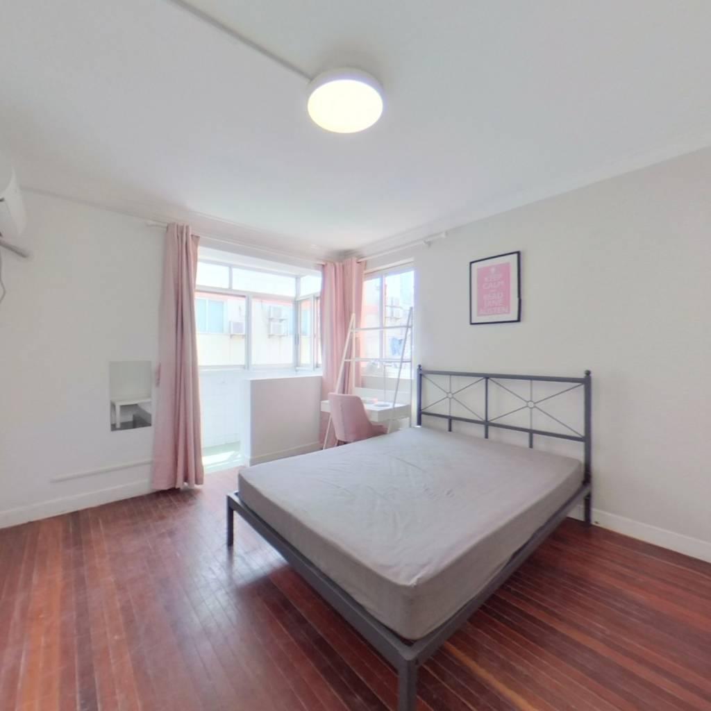 合租·蓝高小区 2室1厅 东卧室图