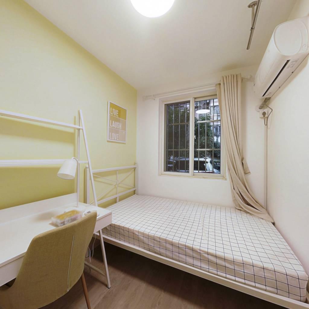 合租·宁工新寓二村 3室1厅 南卧室图