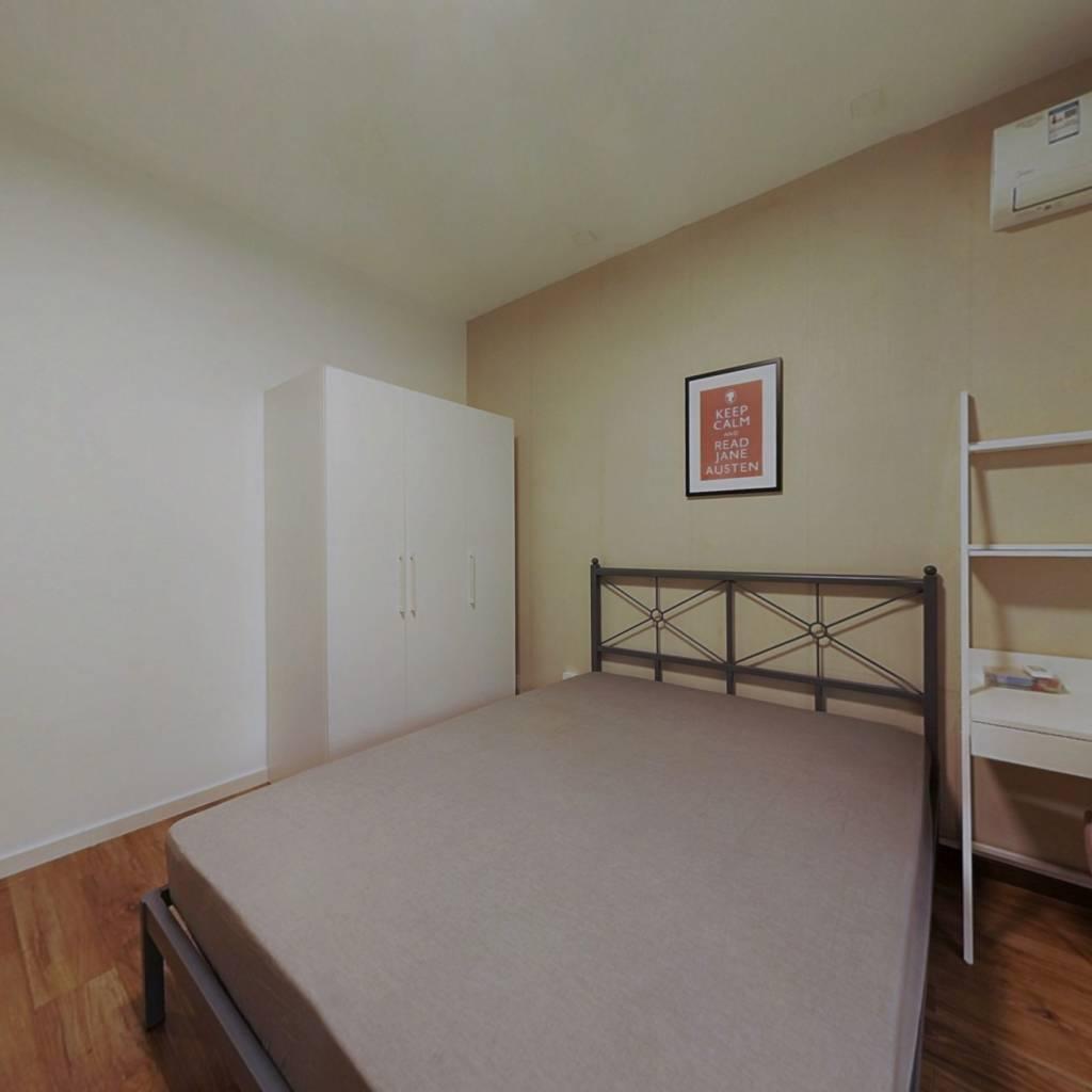 合租·水域天际 3室1厅 南卧室图