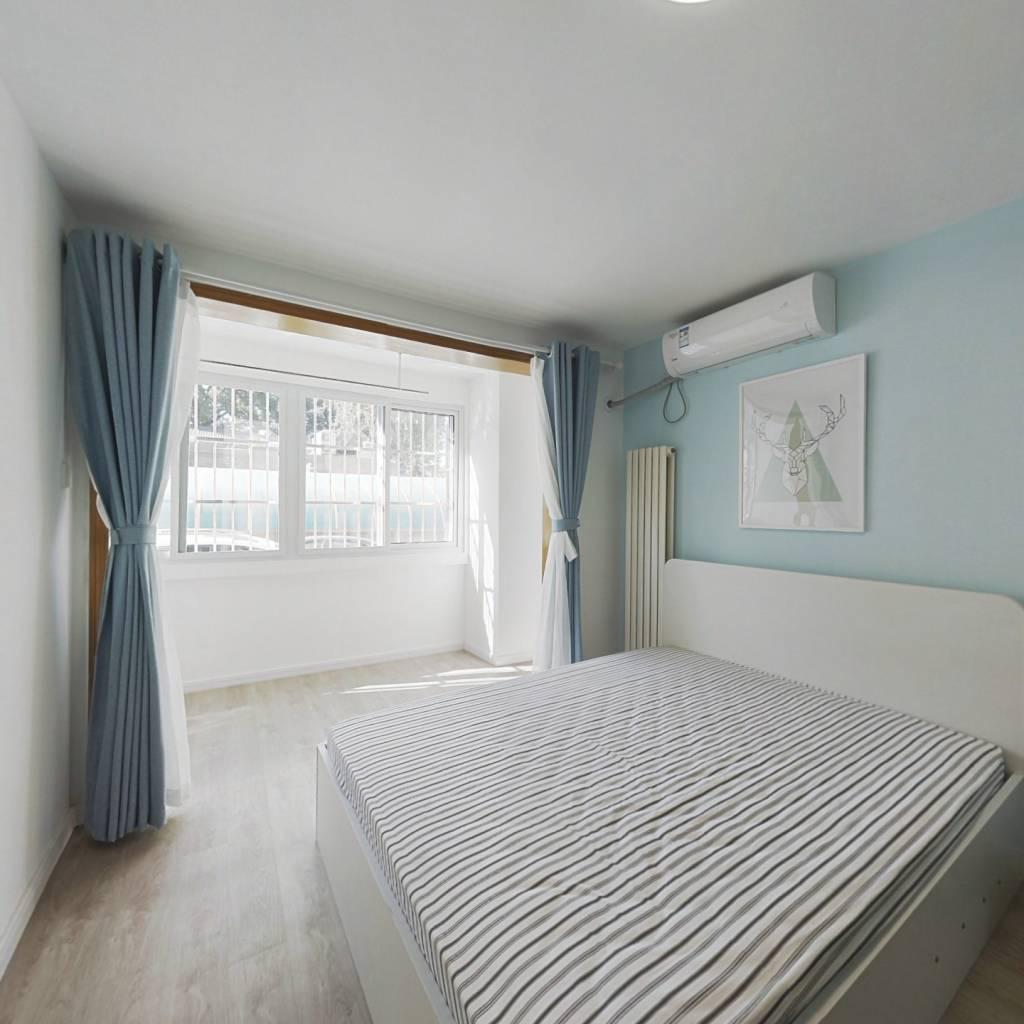 整租·西绒线 1室1厅 南卧室图