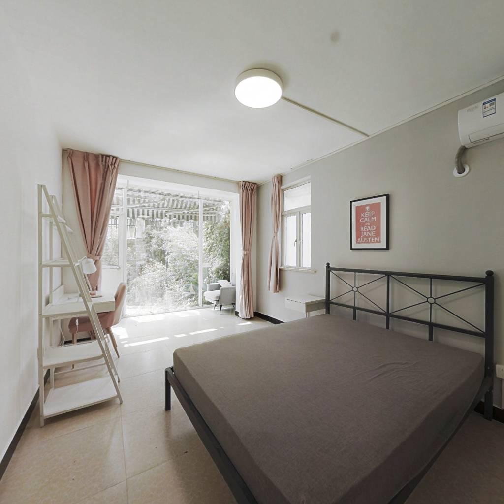 合租·潍坊七村 2室1厅 北卧室图