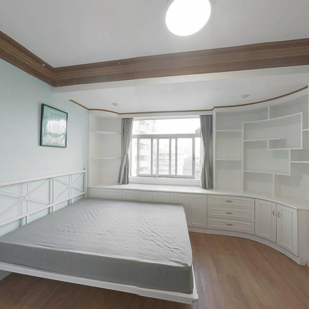 合租·世界花园香山居 4室1厅 北卧室图