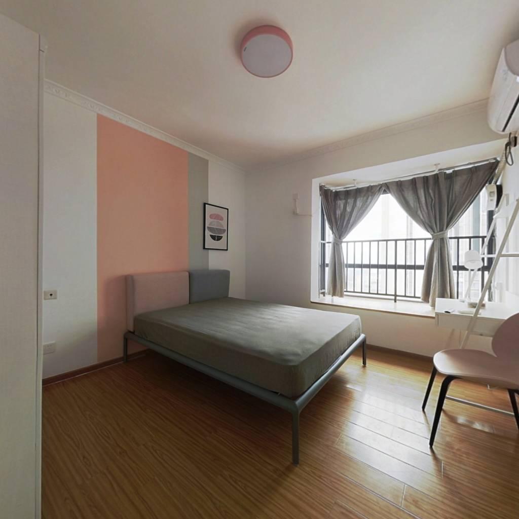 合租·英郡三期 3室1厅 西卧室图