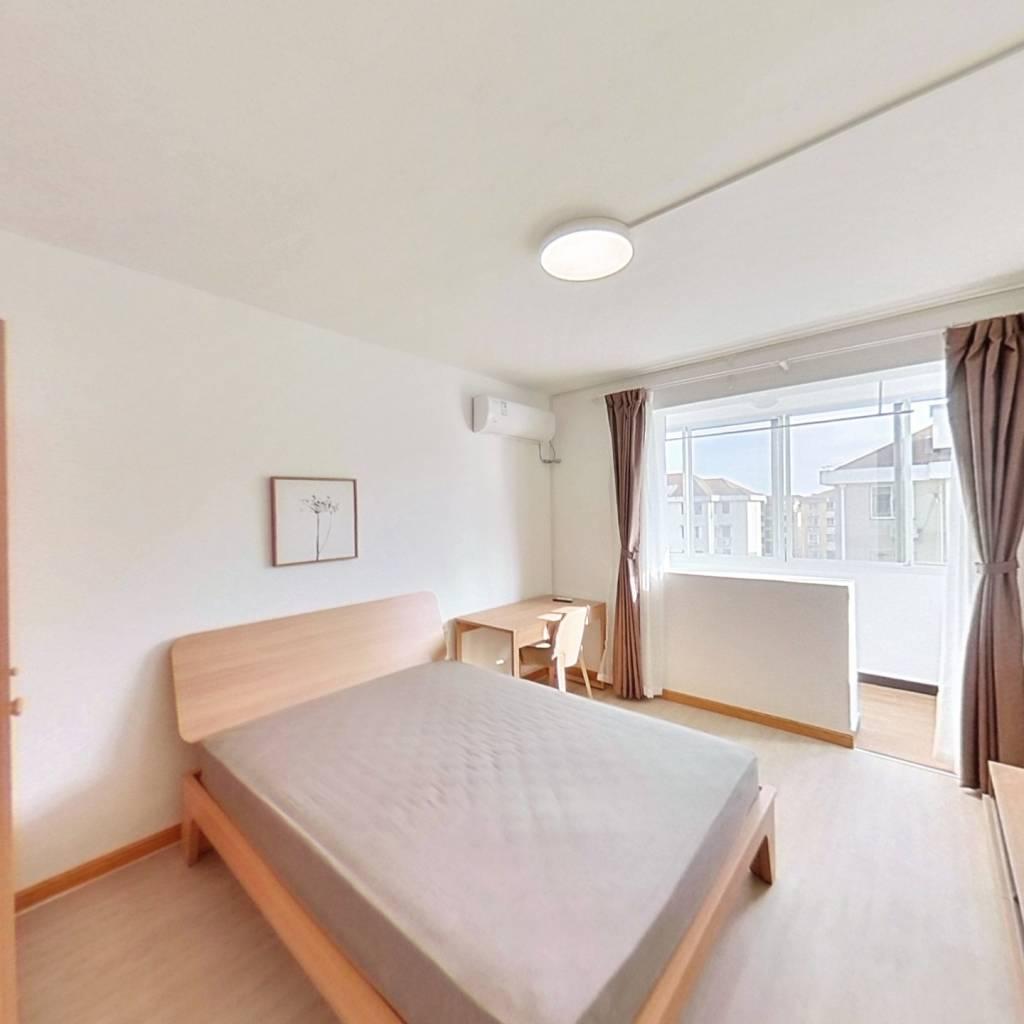 整租·贵峰苑 1室1厅 东卧室图