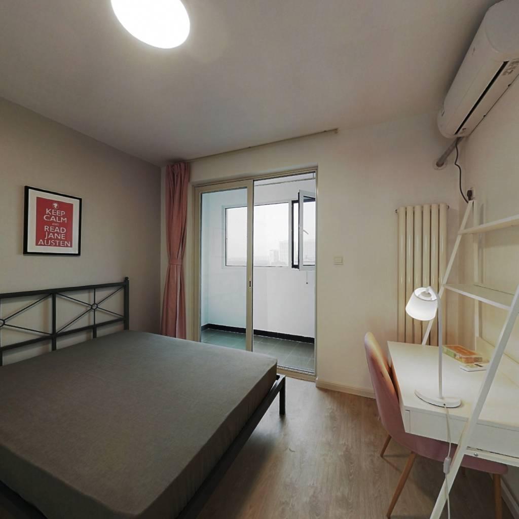 合租·康庄路23号院 4室1厅 西卧室图