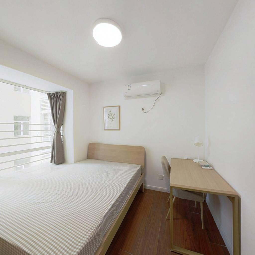 合租·东门天下 2室1厅 西卧室图