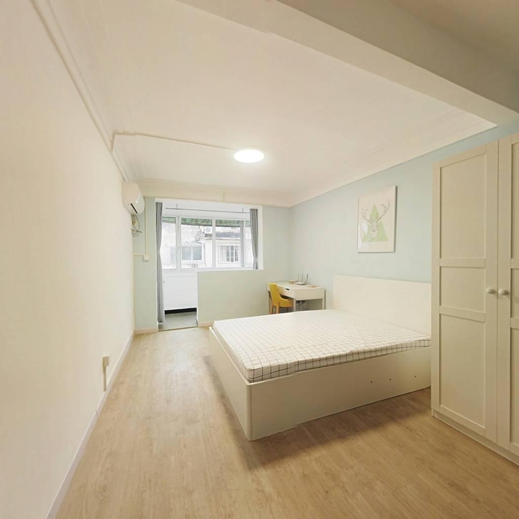 整租·双辽支路70弄 1室1厅 东南卧室图