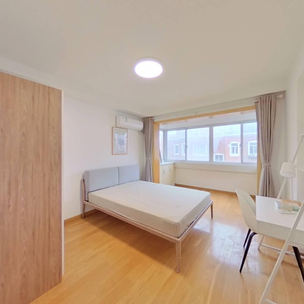 合租·兰花教师公寓 5室1厅 南卧室图