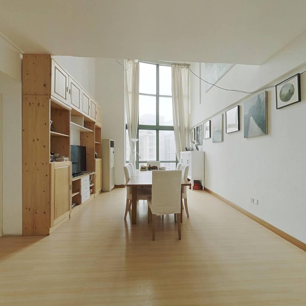 星汇园高层4房3卫居家住房,采光明亮 通风好