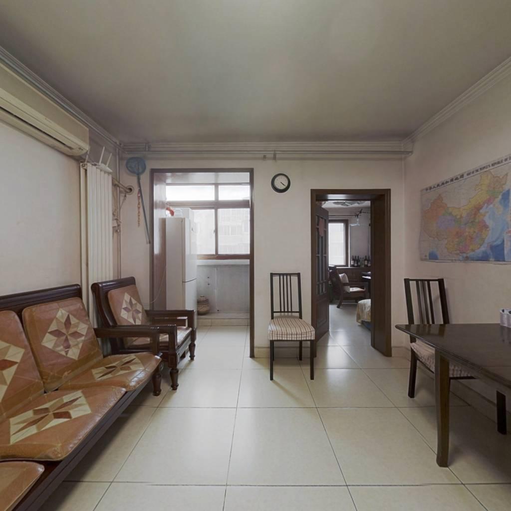 清河宝盛里5+6复式三居室满五年唯一双卫带露台