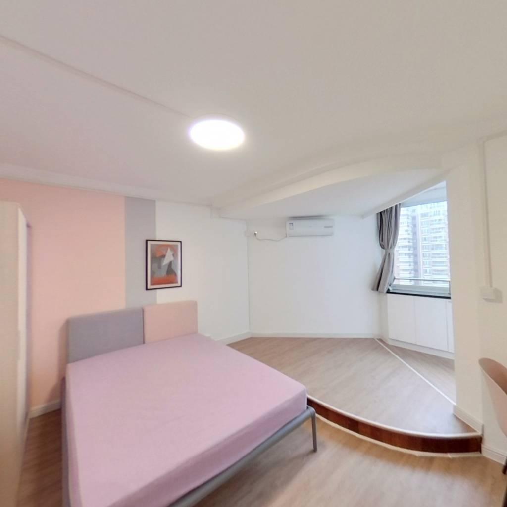 合租·住友公寓 3室1厅 东北卧室图