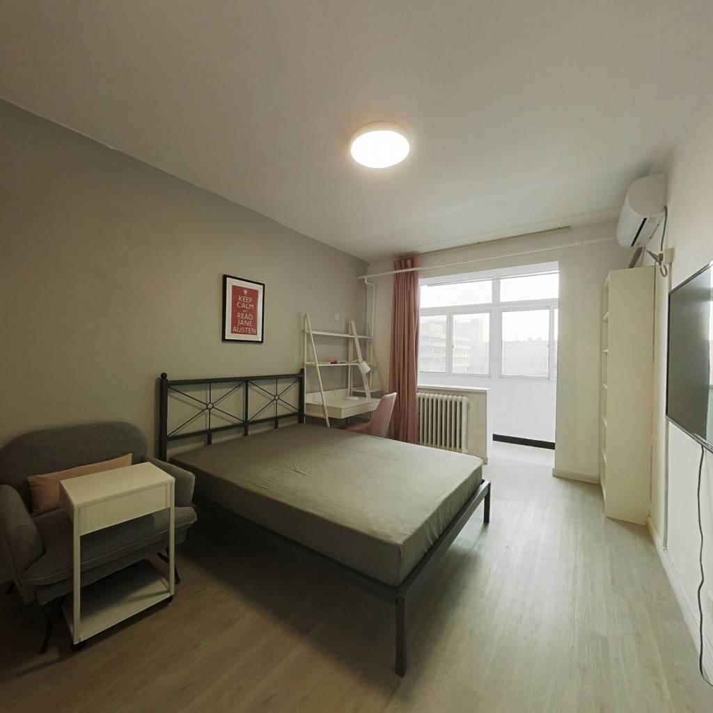 合租·柳林馆 2室1厅 南卧室图