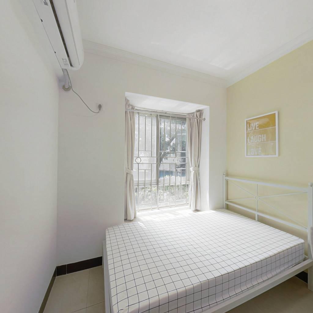 合租·白云高尔夫花园西区 3室1厅 西卧室图