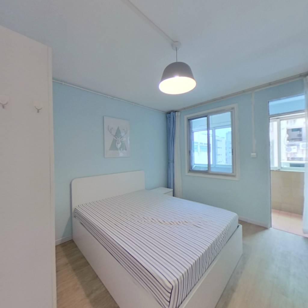 整租·紫金观巷 2室1厅 南北卧室图