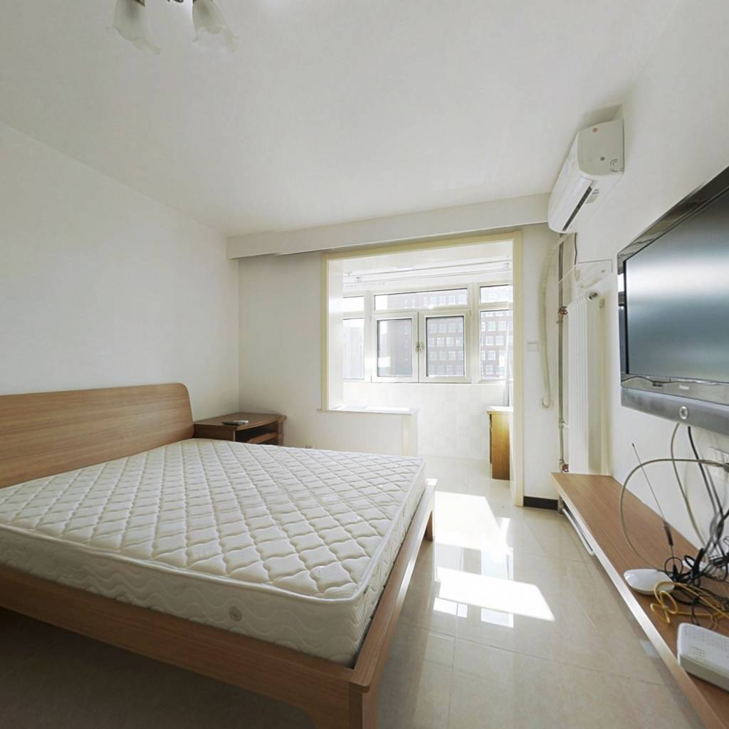 整租·七贤村 2室1厅 南卧室图