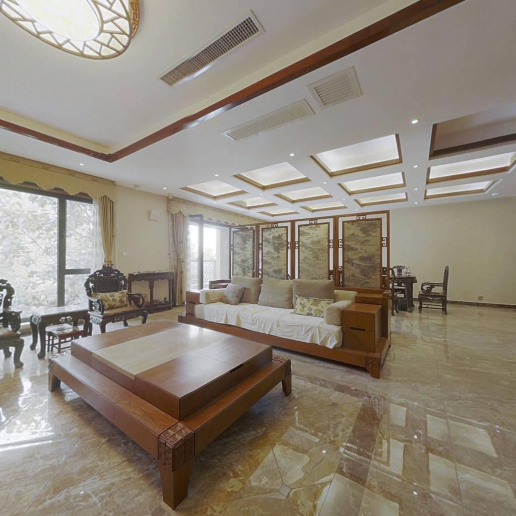 大唐典藏 华侨城首秀佳作 稀有观景别墅 中式奢装