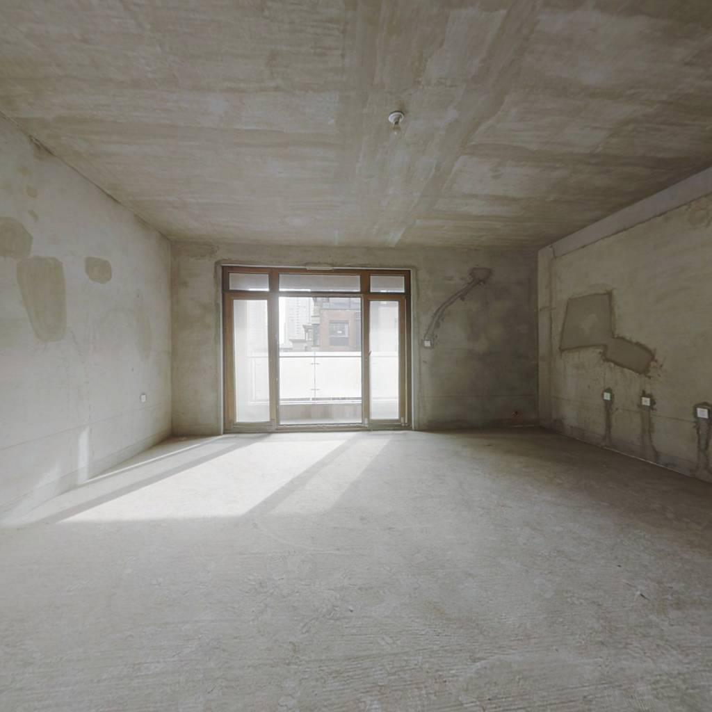 曲江紫汀苑别墅大平层  证满2户型好为数不多的好房子