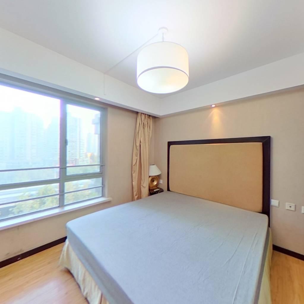 整租·绿地海怡公寓 1室1厅 东南卧室图