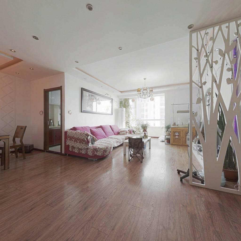 水木清华 两居室 南北户型 中间楼层采光好 适合居住