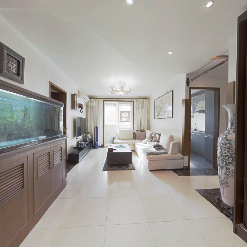 东直门 海运仓 平层精装三居室 满五唯一 有车位