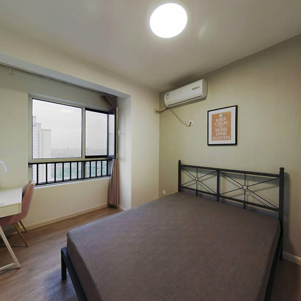 合租·路劲太阳城皓阳园 3室1厅 南卧室图