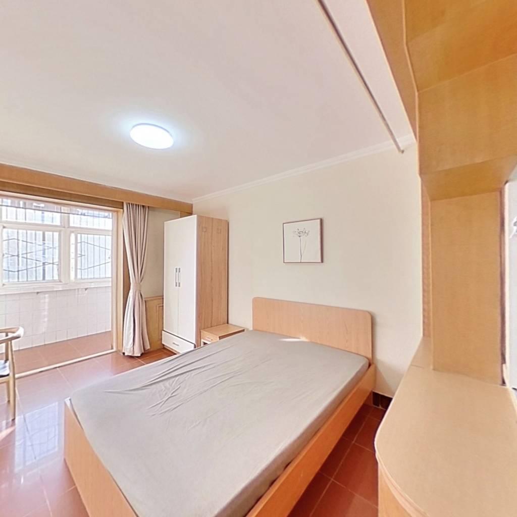 整租·翠微路2号院 2室1厅 南卧室图