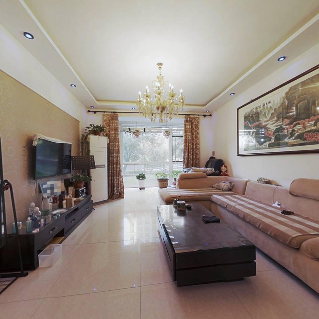 房子满5年,房主诚心出售,园区绿化高