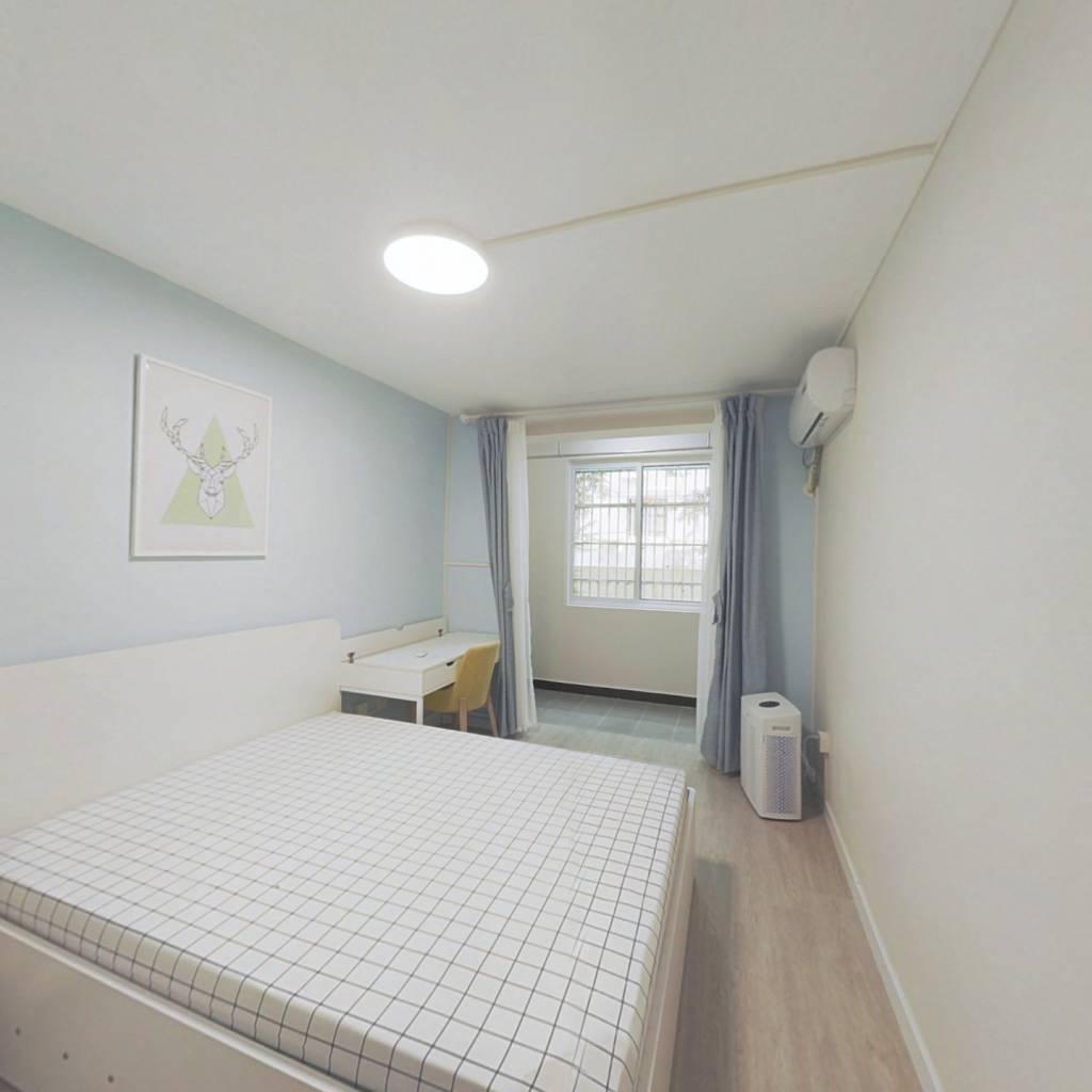 整租·东安二村 2室1厅 卧室图