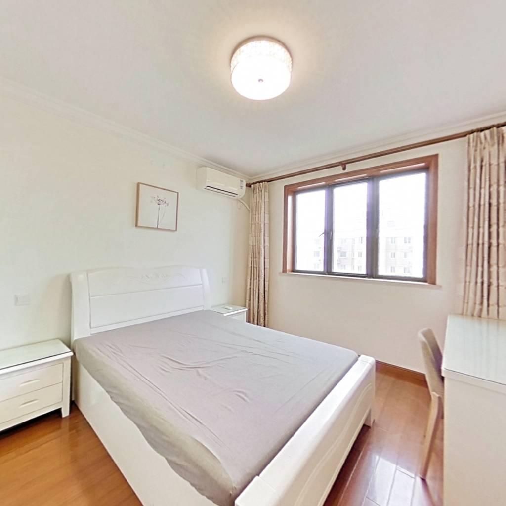 整租·中虹家园 2室1厅 南卧室图