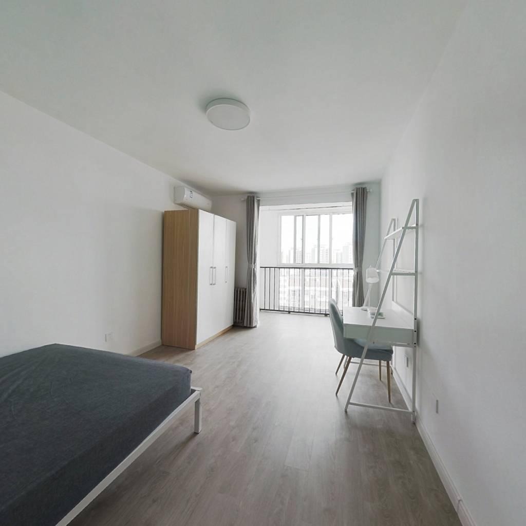 合租·石景苑 3室1厅 西卧室图