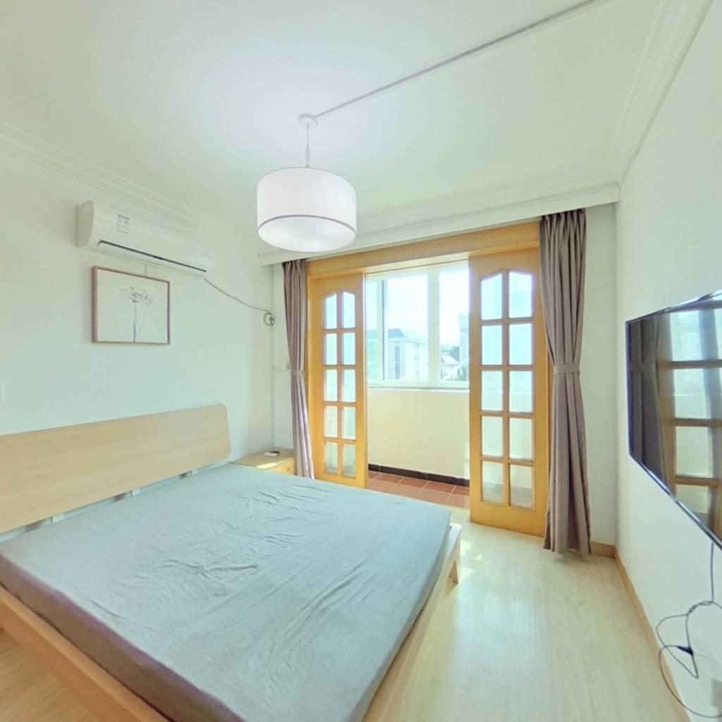整租·体院小区 2室1厅 南卧室图
