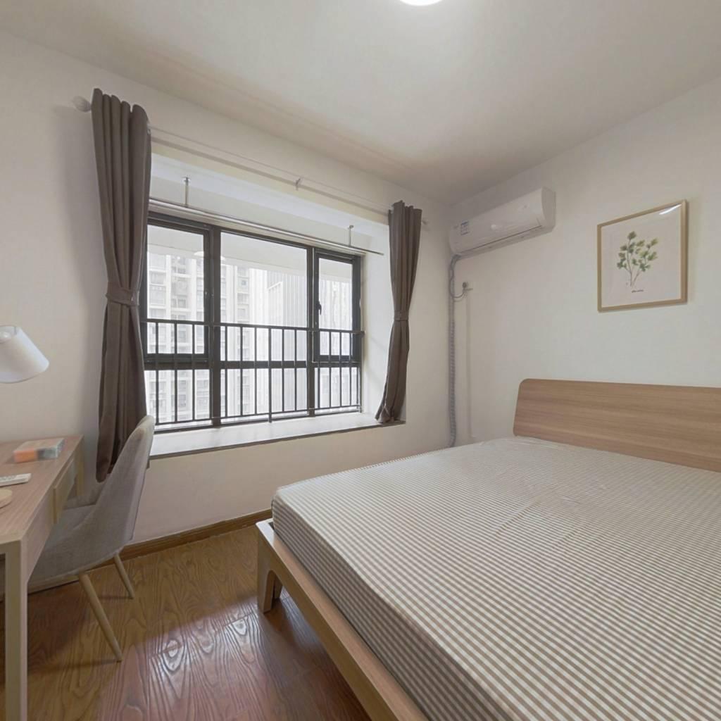 合租·金牛万达C组团 4室1厅 东卧室图