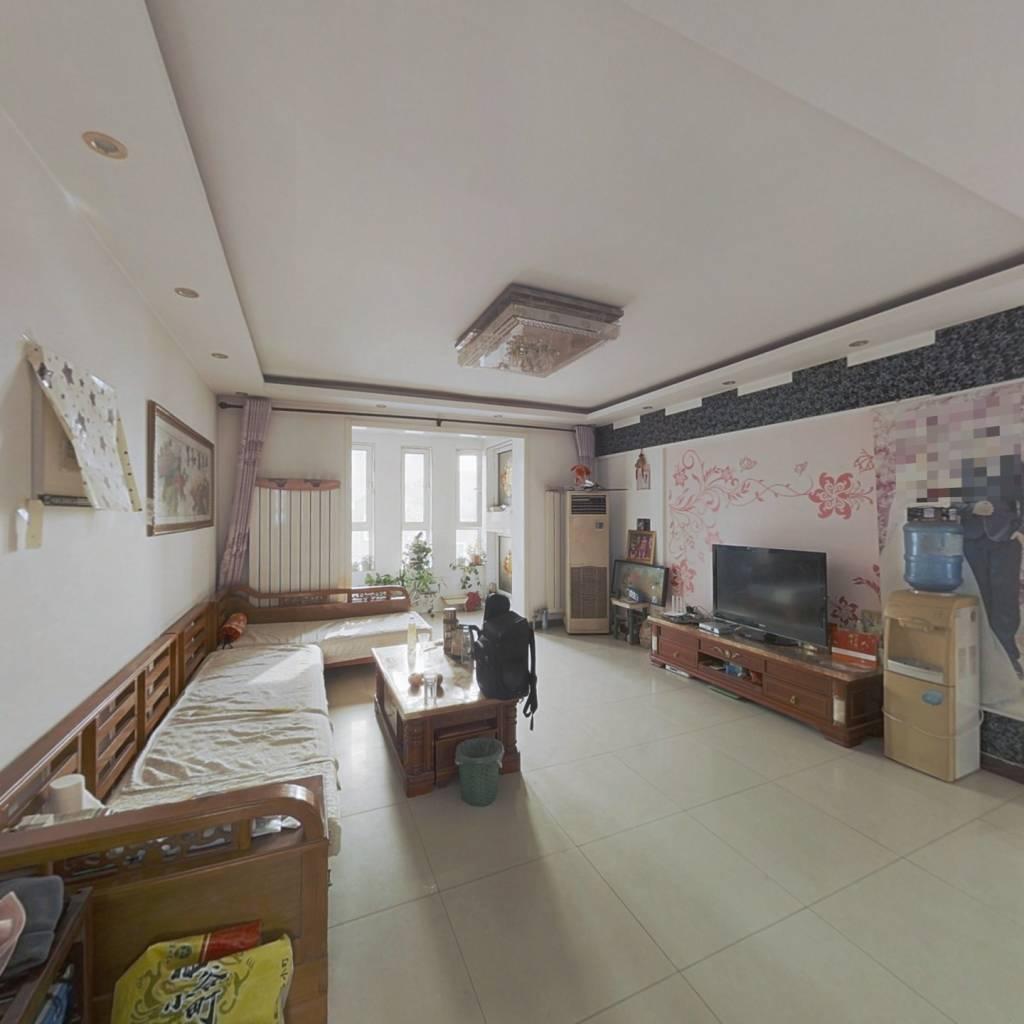 此房为南北通透户型楼间距大,采光好,适合长期居住。