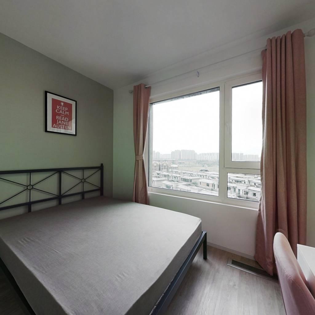 合租·北辰朗诗南门绿郡 4室1厅 北卧室图