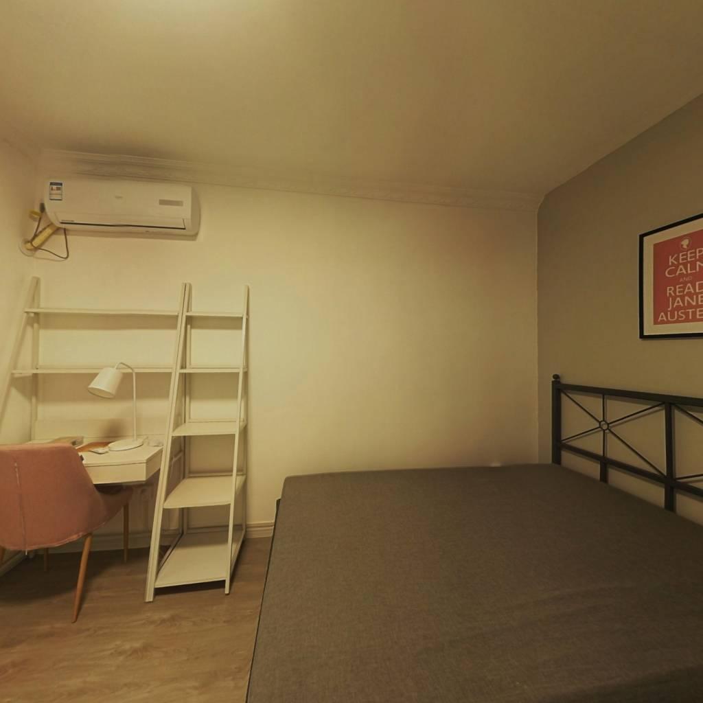 合租·天钥新村 2室1厅 南卧室图