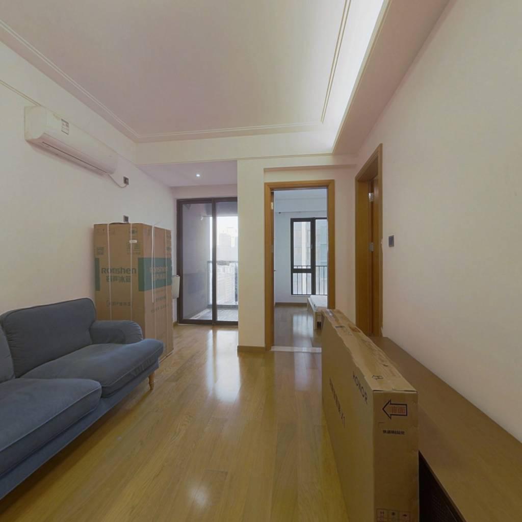星河小区内精装一房小公寓,带租约出售,省心省力
