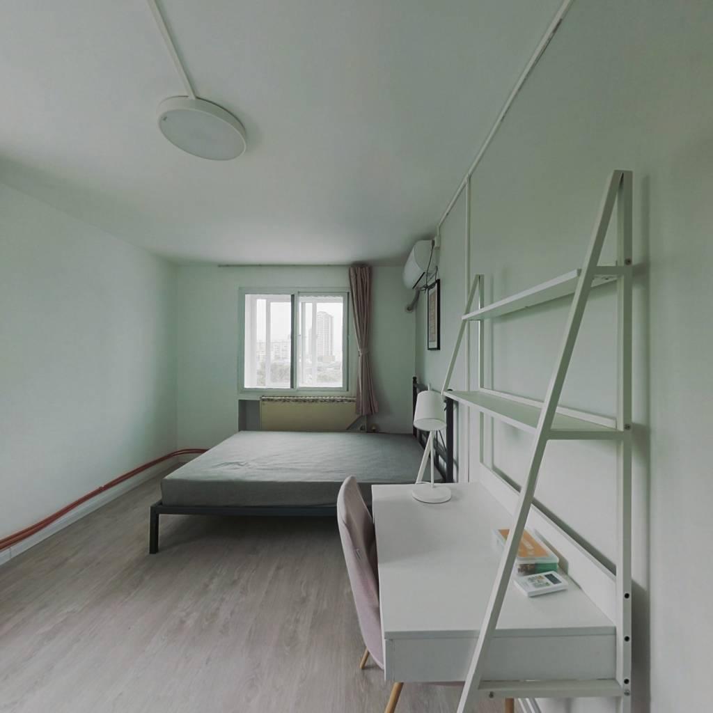 合租·园荫北里 2室1厅 西北卧室图