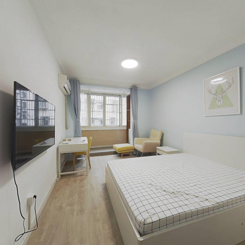 整租·梅园一街坊 1室1厅 南卧室图