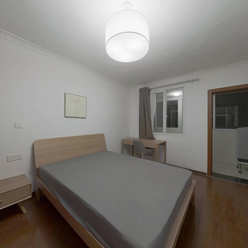 整租·凤凰西街120号 2室1厅 南卧室图