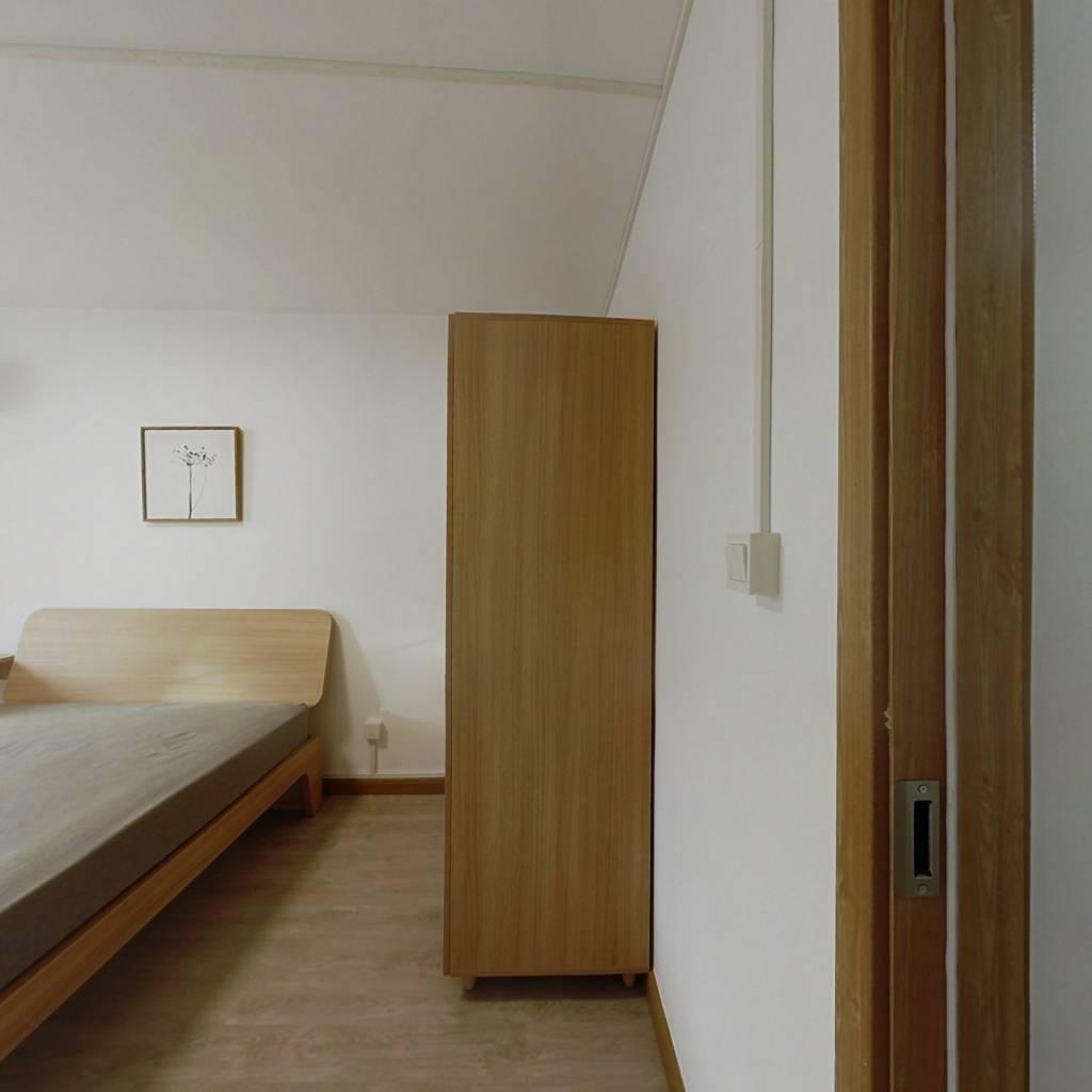 整租·茅台新苑 2室1厅 南卧室图