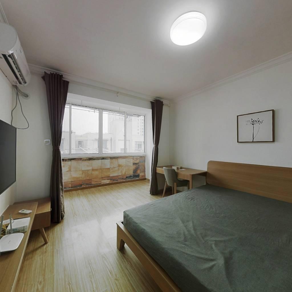 整租·市光三村 2室1厅 南卧室图