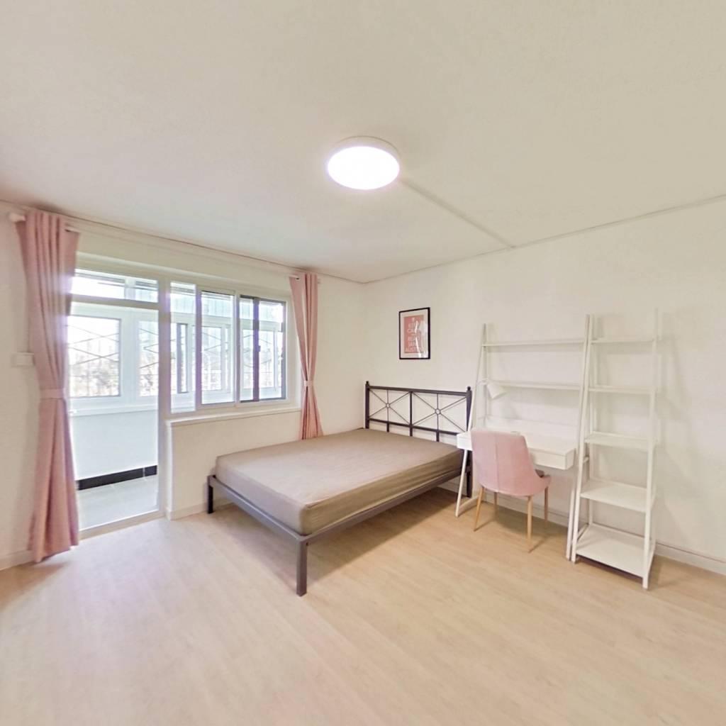 合租·安华里社区 2室1厅 南卧室图
