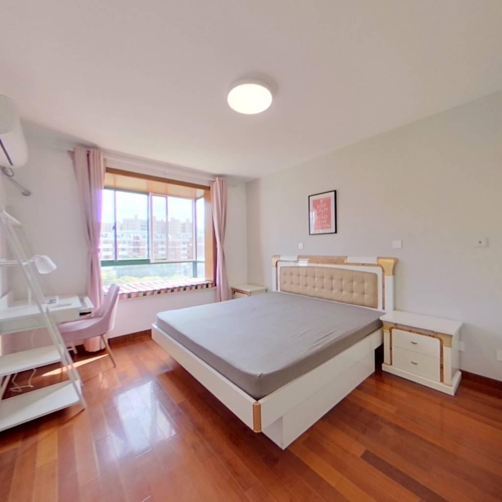 合租·金盛佳苑 4室1厅 南卧室图