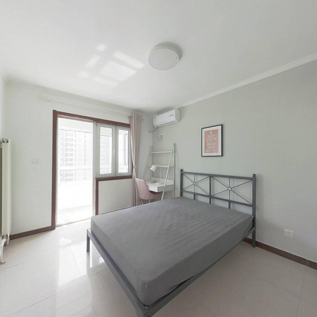 合租·柳景家园 3室1厅 南卧室图